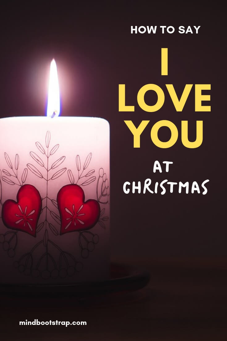 How to Say I Love You at Christmas