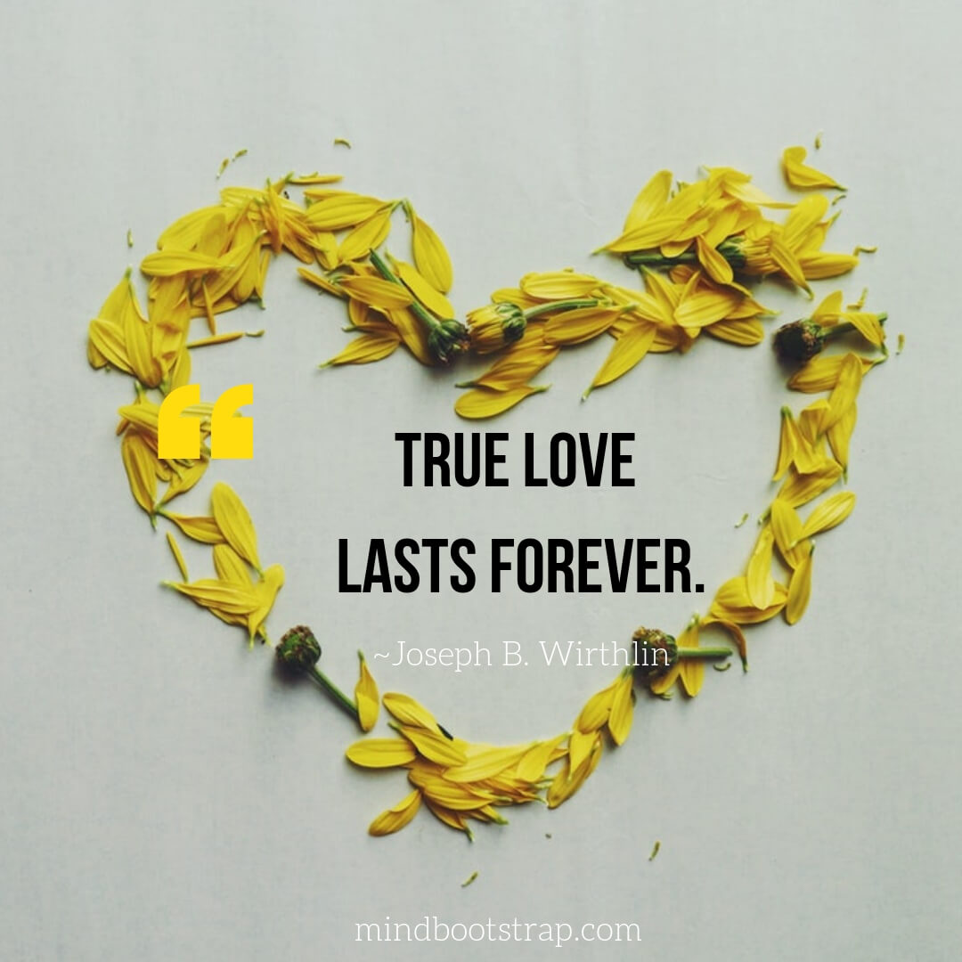 True Love Quotes & Sayings For Him or her | True love lasts forever.
