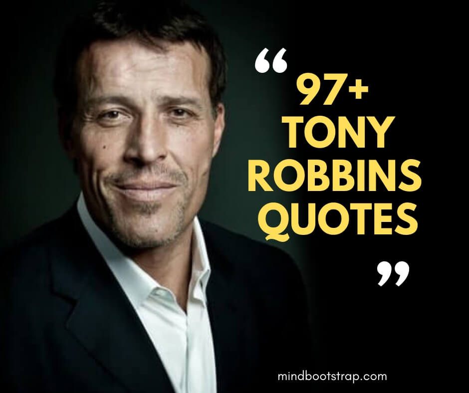 Tony Robbins quotes and sayings