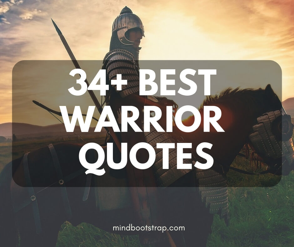 best warrior quotes & sayings